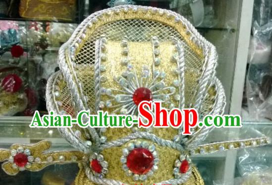 Traditional Asian Handmade Prince's Coronet