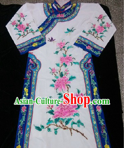 Traditional Chinese Beijing Opera Tie Jing Princess Costumes