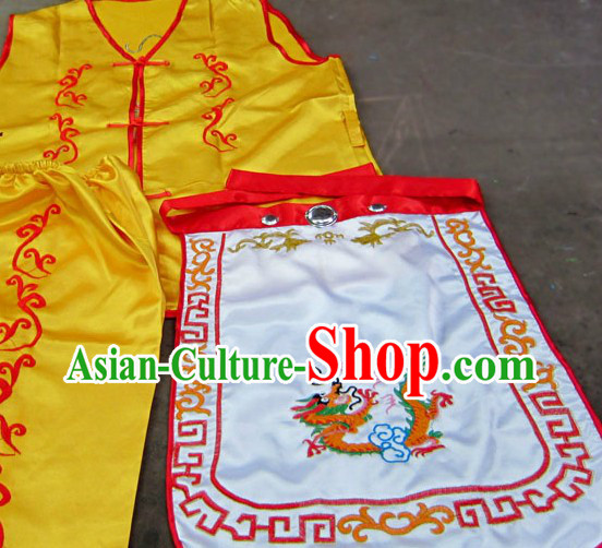 Dragon Boating Player Costumes Complete Set