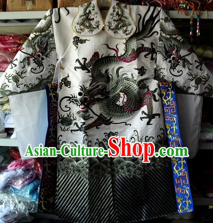 Chinese Peking Opera Dragon Costumes for Men