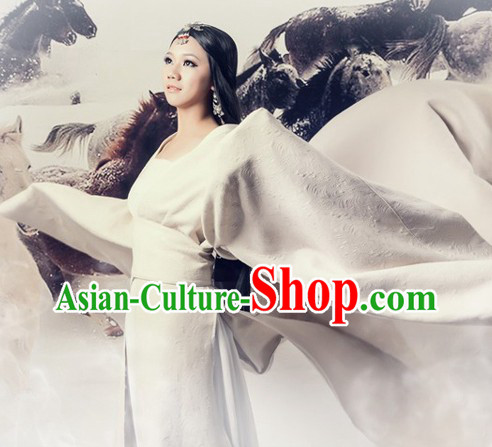 Ancient Chinese Hanfu Clothes for Women