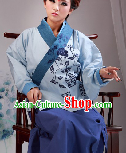 Ancient Chinese Ordinary People Clothing