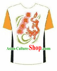 Professional Stage Performance Dragon Dancing Group Dance Costumes