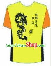Professional Stage Performance Dragon Dancing Group Dance Costume