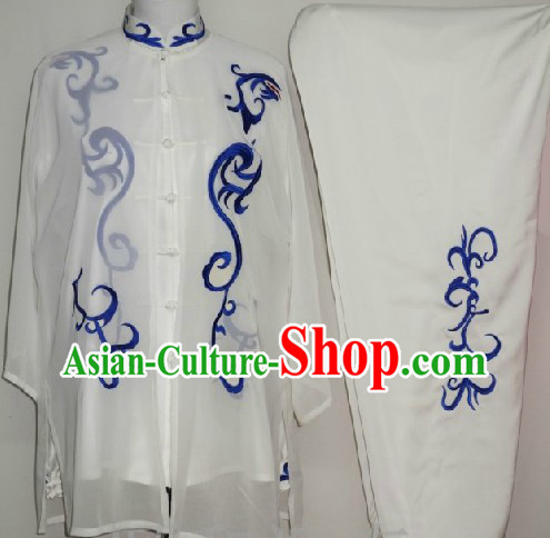 Top Classic Silk Olympic Games Competition Shirt Pants Mantle and Belt Complete Set