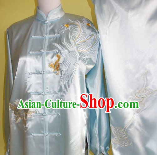 Chinese Top Martial Arts Shop Clothes Complete Set