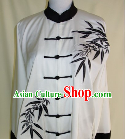 Top Handmade Wushu Equipments and Dresses Complete Set