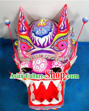 Worldwide Delivery Luminous Dragon Dance Costumes Complete Set