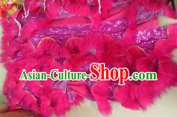 Lion Dance Body and Tail and Pants