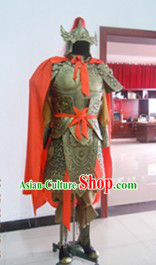 Historical Armor Costumes of Chinese Theater