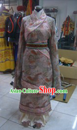 Ancient Chinese Long Robe Quju for Women