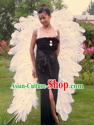 Handmade Professional Show Victoria Secret Large Angel Wings