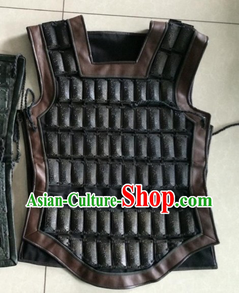 Professional Film Production or Stage Performance Use Ancient Chinese General Armor Costumes