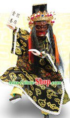 Traditional Handmade Nether World Deities Hand Marionette Puppets