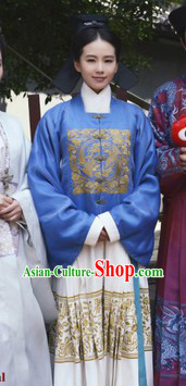 The Imperial Doctress Ming Dynasty Female Clothing