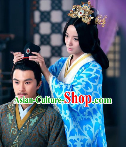 Ancient Chinese Imperial Lady Hair Accessories