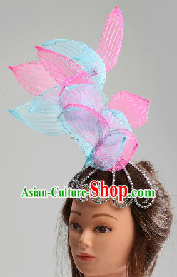 Traditional Chinese Folk Dance Headpiece