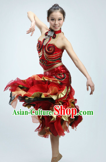 Modern Classical Dance Costumes for Women