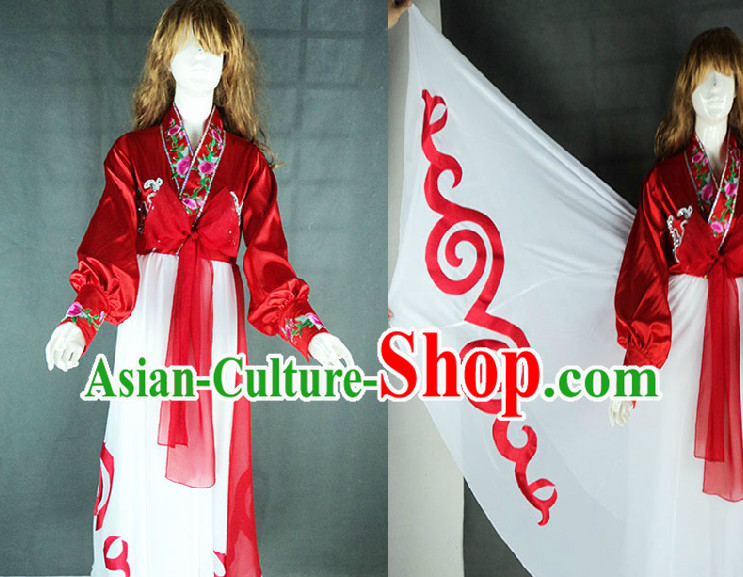 Korean Ethnic Minority Dance Costumes