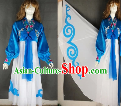 Traditional Chaoxian Zu Folk Dance Hanbok