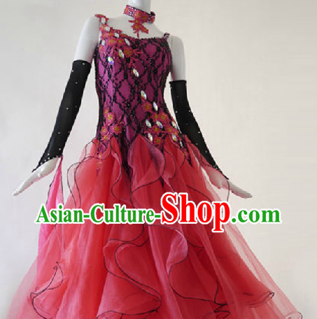 Top Professional Mordern Dance Costumes