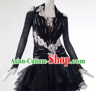 Top Professional Adult Cha Cha Dance Costumes