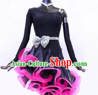 High Quality Professional Latin Dance Costume for Women