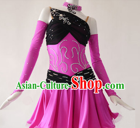 High Quality Professional Latin Dance Outfit for Women