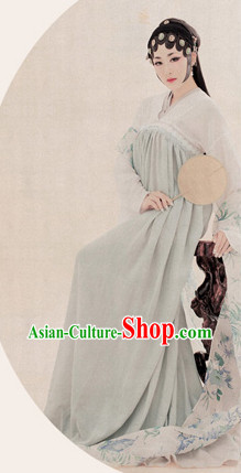 Tang Dynasty Classical Clothes for Ladies