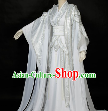 Traditional Chinese Prince Clothing Complete Set
