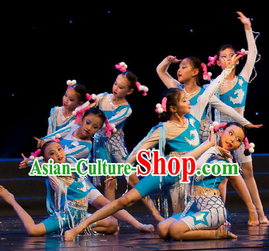 Infants School Modern Dance Costumes