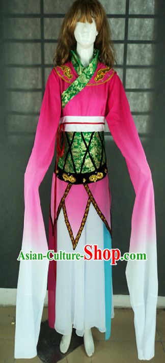 Long Sleeves Classical Palace Dancing Costumes