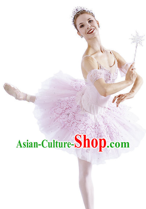 Traditional Ballet Dance Tutu Skirt