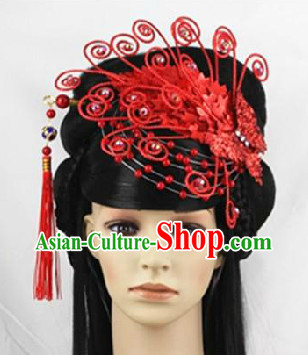 Ancient Chinese Empress Headdress