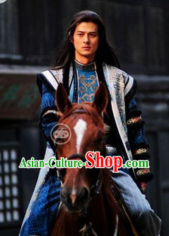Hua Mulan Legend Khan Prince Clothing Complete Set for Men