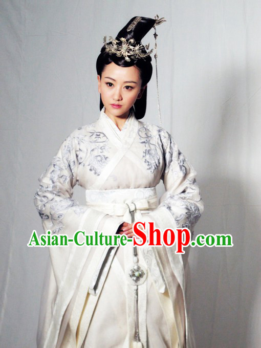 Traditional Han Chinese Clothing
