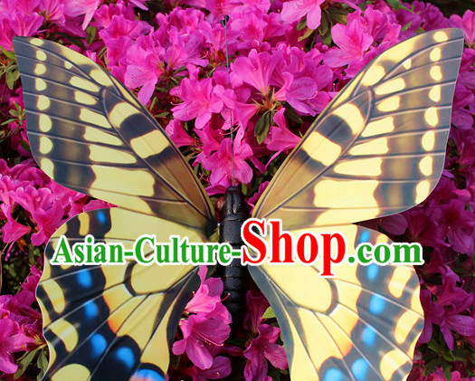 1.2 Meter Handmade Butterfly Dance Props Decorations