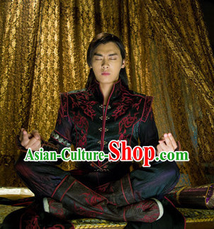 Gu Jian Qi Tan Lengend of the Ancient Sword TV Drama Starring Actor Costumes Complete Set