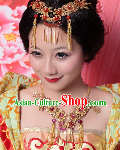 Chinese Empress Hair Accessories