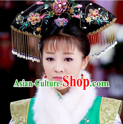 Chinese Royal Princess Hair Accessories