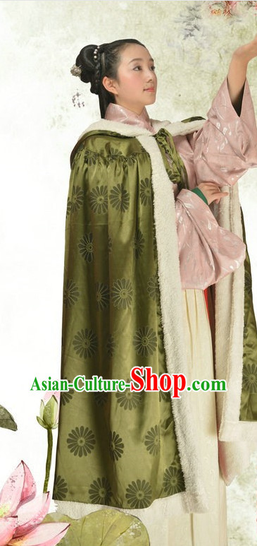 Changfu Everyday Court Dress Cloak for Women
