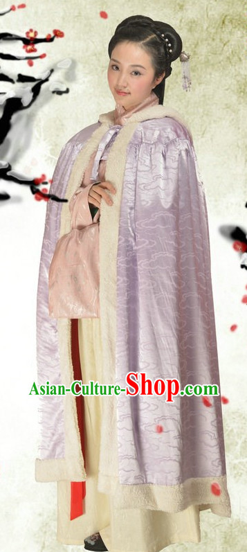 Changfu Everyday Court Dress Cape for Women