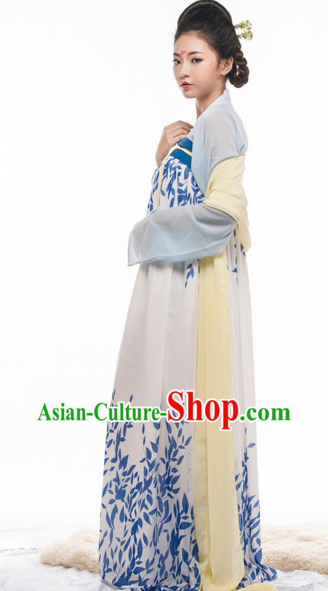 Tang Dynasty Ruqun Clothes for Women