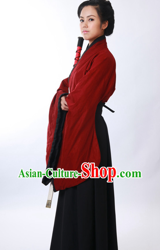 Sword Practice Formal Uniform for Men or Women