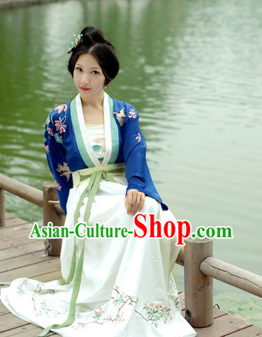 Chinese National Costume for Women