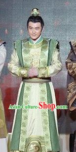 Traditional Chinese Prince Dress Oriental Clothing Free Shipping