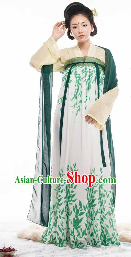 Tang Dynasty Oriental DressesHanfu for Women