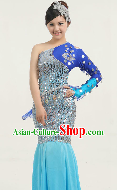 Chinese Classical Dance Costumes for Competition