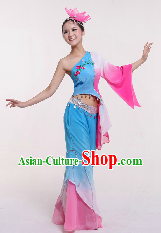 China Dance Costumes for Competition