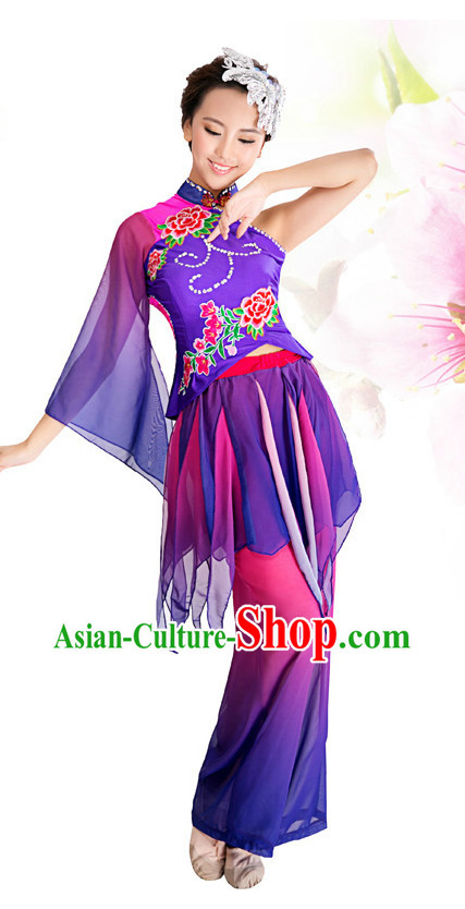 Chinese Fan Dance Discount Dancewear